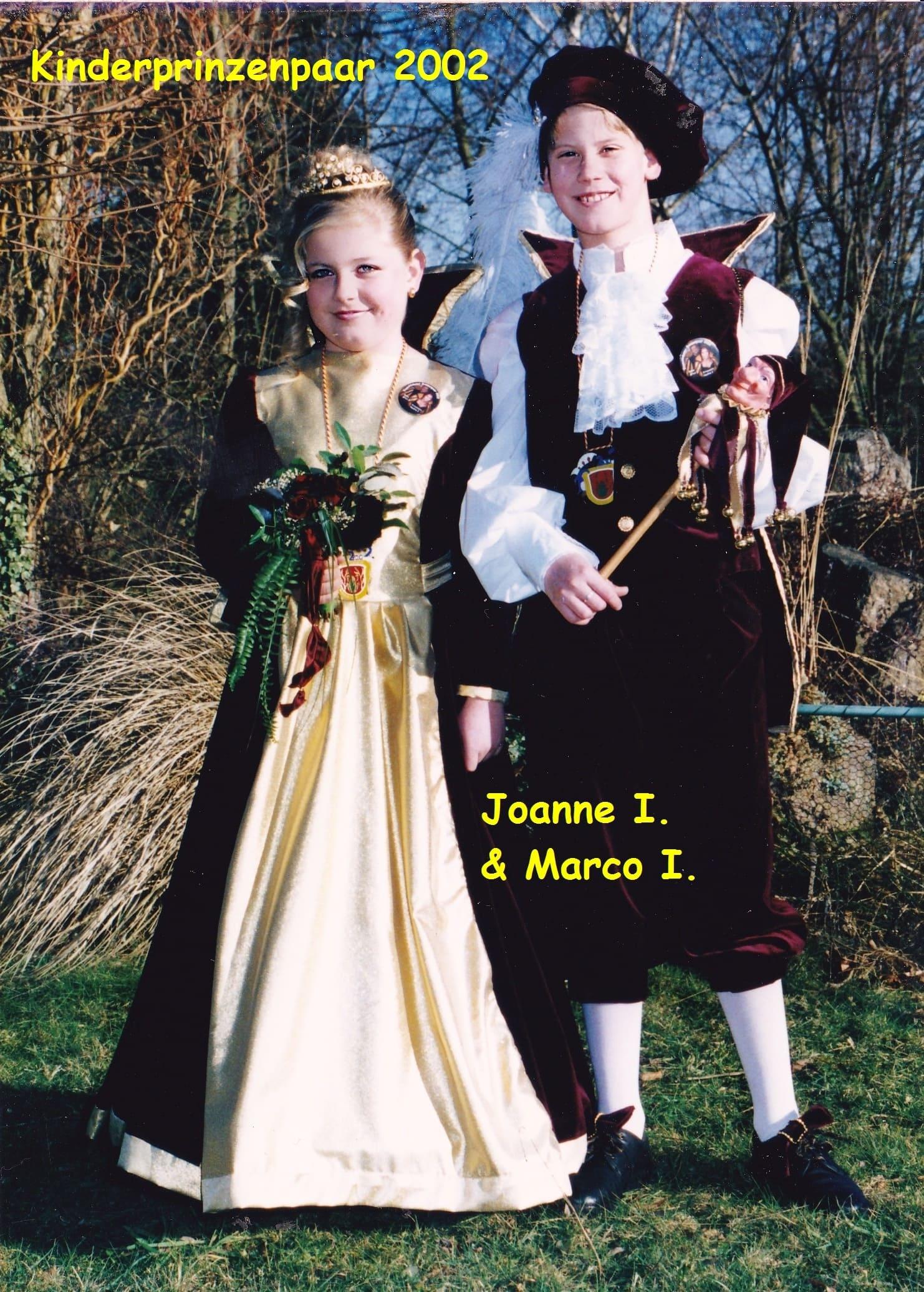 2002 Joanne Blum & Marco Haus