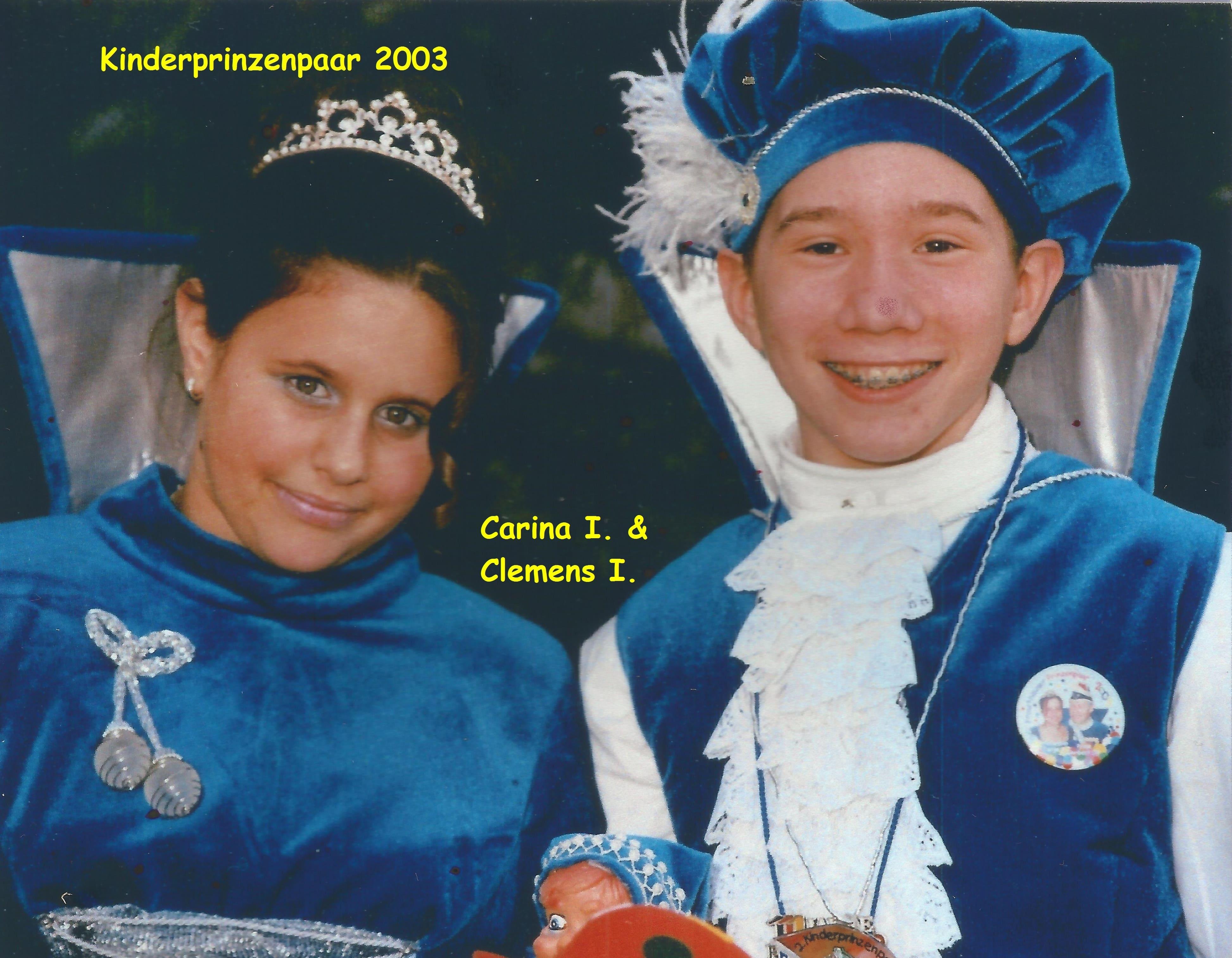 2003 Carina Koelsch & Clemens Laber