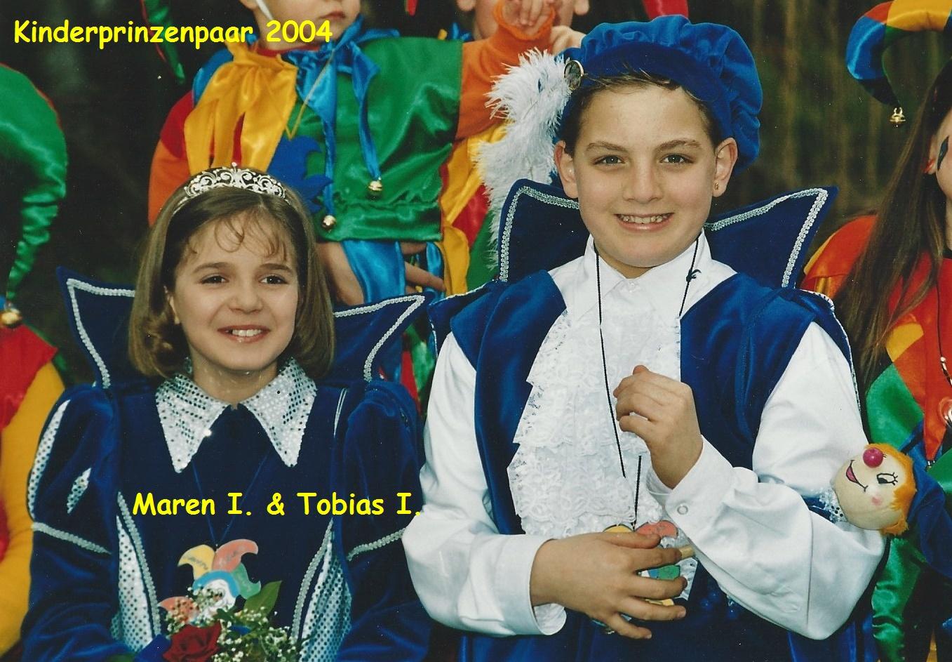 2004 Maren Zimmermann & Tobias Reinhardt