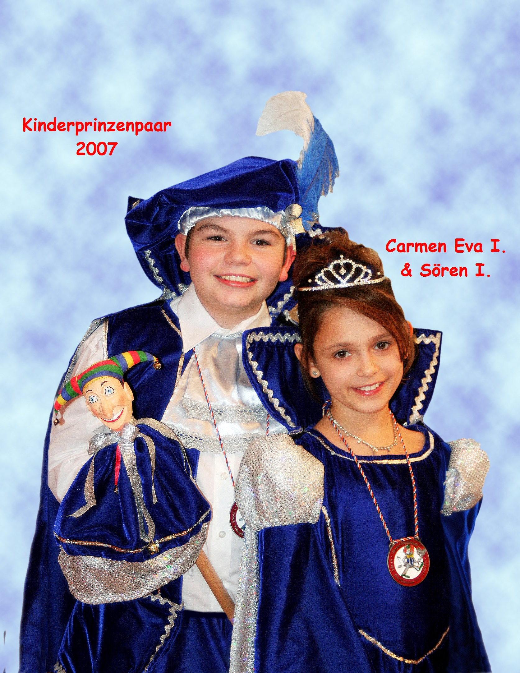 2007 Carmen Eva Schwarz & Sören Salg