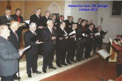 Mannerchor 155-jähriges Jubilaum